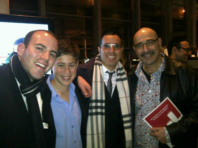 Yaakov Shwekey Concert Cape Town south Africa