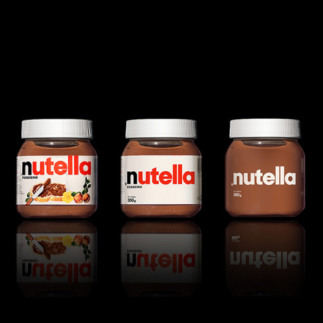 Nutella Packaging Design for Antrepo