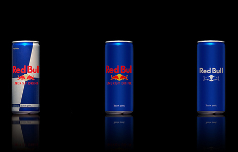 Red Bull Packaging Design by Antrepo