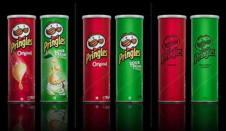 Pringles Packaging Design by Antrepo