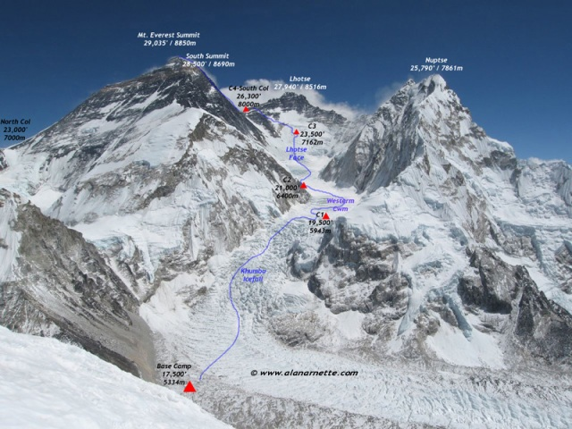everestsouthroutemap