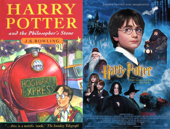 harry potter & philosophers stone