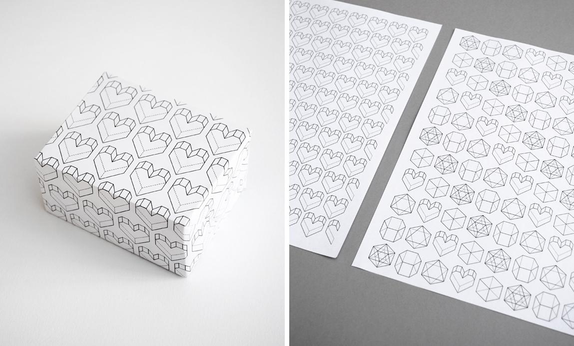 printable wrapping paper a little bit of lee