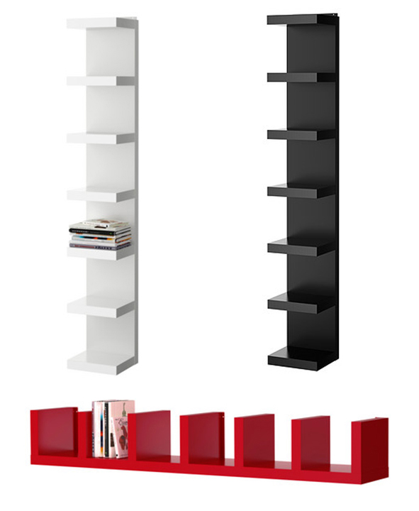 Ikea lack shelves