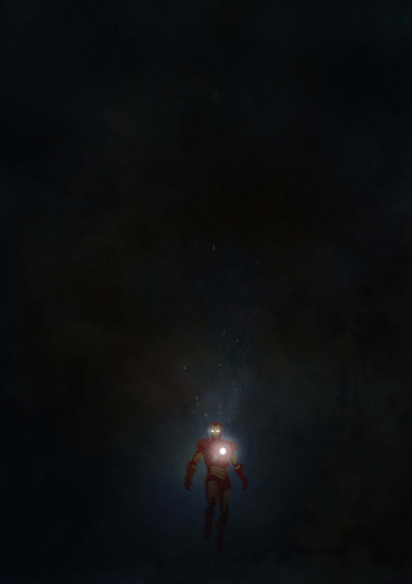 Iron Man Lonely
