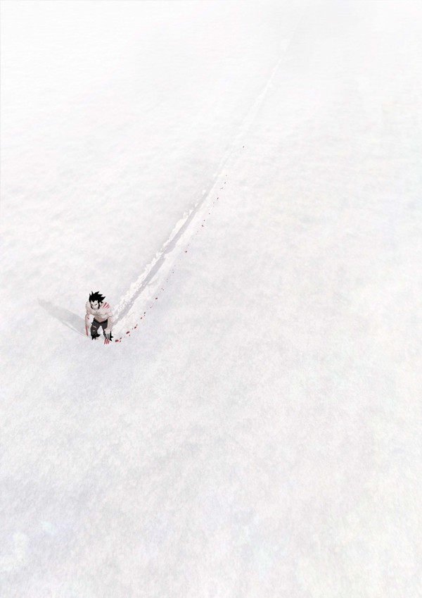 Wolverine Lonely