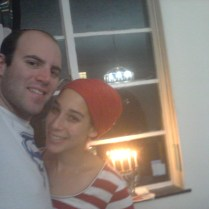 5th night Channukah