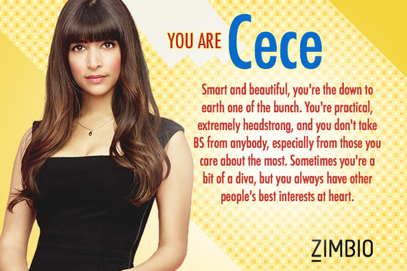 WhichNewGirlCharacterAreYou_Cece
